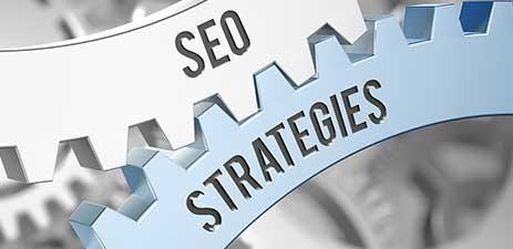 seo strategies on gear image
